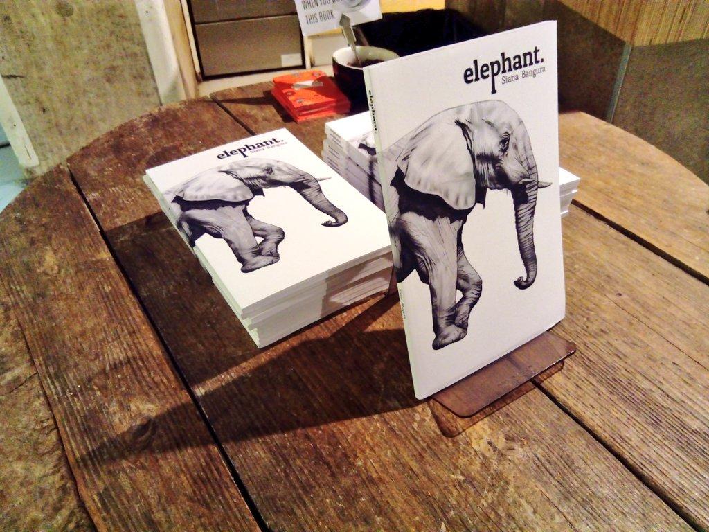 Elephant Waterstones Tottenham Ct Rd